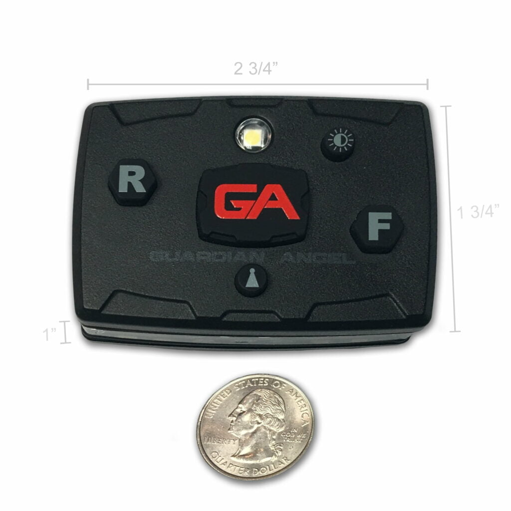 Law Enforcement Wearable Safety Device