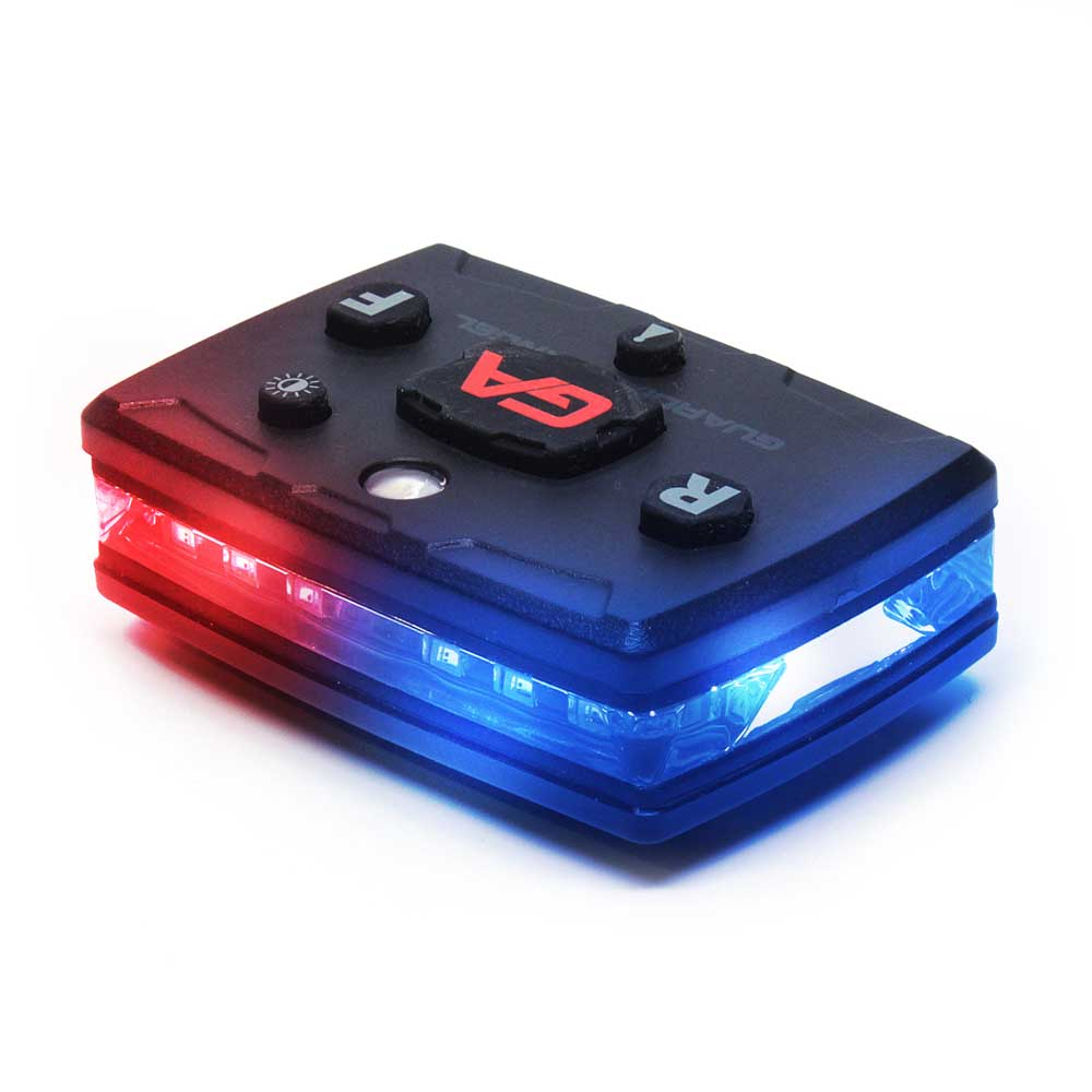Wearable Police Light for Law Enforcement